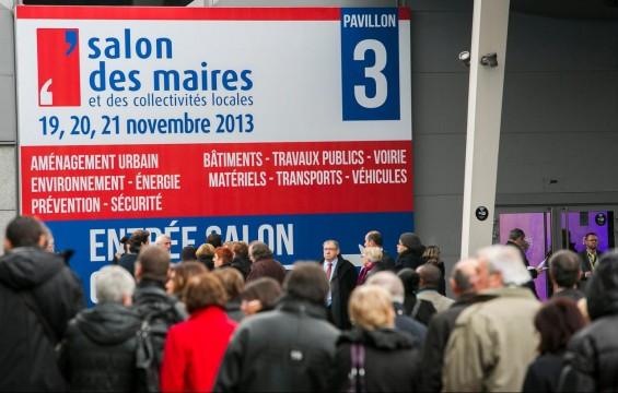 Salon des maires 2014 sole s technologie for Salon maires